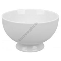Party kínáló tálka, 13 cm, porcelán