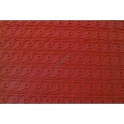 Dekoráló lap, frieze, 565x370 mm, szilikon