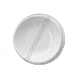 Resort gourmet mélytányér, 26 cm, szuper erős porcelán