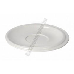 Resort reggelizőcsészealj, 16 cm, szuper erős porcelán
