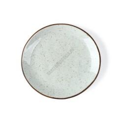 Arena lapostányér, 21 cm, kemény porcelán