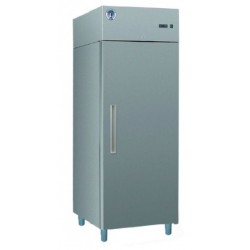 Teleajtós hűtőszekrény 700 literes rozsdamentes külsővel
