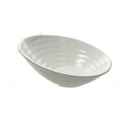 Ferde tál, 35,5 cm, melamin