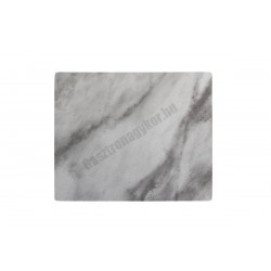 Tálca talppal GN 1/2, márványmintás, 32x36 cm, melamin