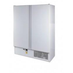Teleajtós, kétajtós hűtőszekrény 800 literes rozsdamentes külsővel