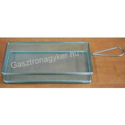 Snack kosár- hasábburgonya tálaló 26×13 cm