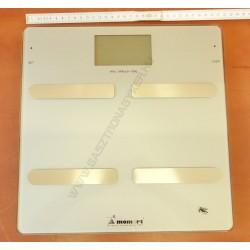 Személymérleg 180 Kg méréshatár, 100 g pontosság, 7 funkciós