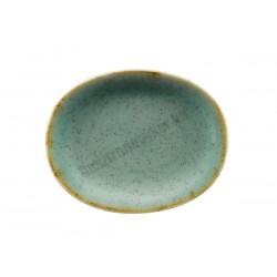 Trend Split szószos tálka, 12x10xH1,5 cm, porcelán