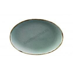 Trend Split ovális sültestál, 35x24,5 cm, porcelán