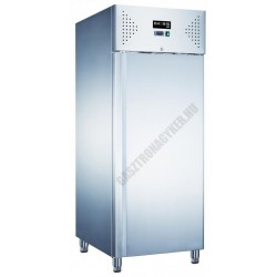 Teleajtós rozsdamentes hűtőszekrény 650 liter KH-GN650TN-HC