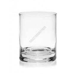 Cip vizespohár, 250 ml, üveg