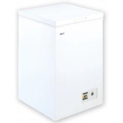 Felnyitható teletetős mélyhűtőláda UDD 160 BK