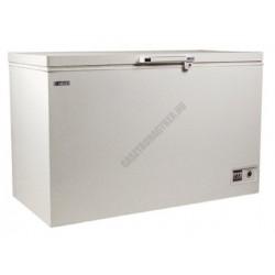 Felnyitható teletetős mélyhűtőláda, 387 liter, UDD 460 BK