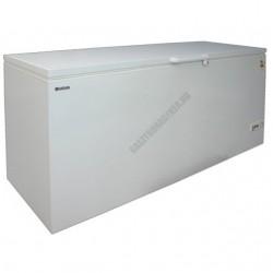 Felnyitható teletetős mélyhűtőláda, 567 liter, UDD 660 BK