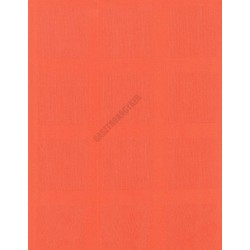 Abrosz 68x68 cm terrakotta damaszt szennytaszító