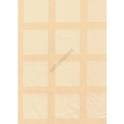 Abrosz 68x68 cm tojássárga damaszt szennytaszító