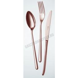 Venice copper bronze desszertkanál, bronz színű, 4 mm