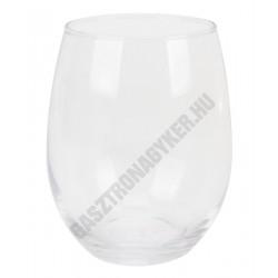 Syrah koktél pohár, 350 ml, temperált