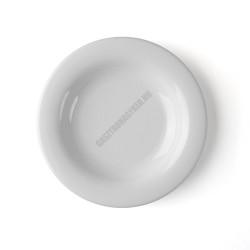 Vital Level mélytányér, 22 cm, 250 ml, kemény porcelán