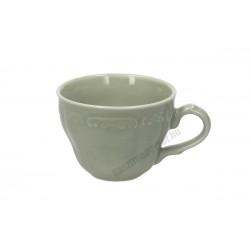 Vecchio Vienna kávéscsésze, 80 ml, zöld porcelán