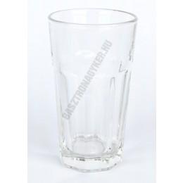 Max long drink pohár 550 ml, üveg