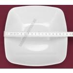 Victoria salátástál 18 cm 800 ml szögletes
