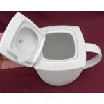 Victoria teáskanna 1,35 liter, porcelán