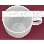 Bögre, 270 ml, sorolható porcelán