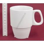 Bögre, 290 ml, sorolható porcelán