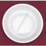 Főzelékes tányér, 20 cm, 600 ml, műanyag