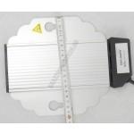 Chafing elektromos melegítőlap, 0,31-0,36 kW,  25×20 cm