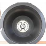 Elektromos leveses chafing, melegentartó, polikarbonát tetővel, 10 l