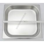 GN edény, 2/3 65 mm, 5,5 l, rozsdamentes