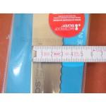 Arcos Colour Prof szeletelőkés 30 cm-es hullámos penge, csúszásmentes markolat, színkódos