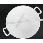 Mosogatótál 33×13 cm, 6 liter, fehér, műanyag