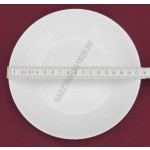 Camping tányér 18 cm, műanyag