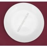 Camping tányér, 14 cm, műanyag