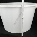 Füles tárolóedény 56 cm, 50 liter