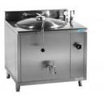 Gőzüzemű főzőüst 100 literes GM-NLR-101