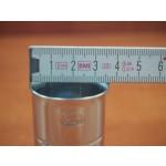 Hiteles mérce 2-4 cl 18/10-es rozsdamentes anyagból