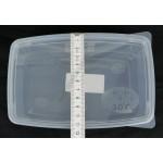 Ételszállító edény fedővel 0,5 liter