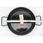Paella vasserpenyő 26 cm zománcozott