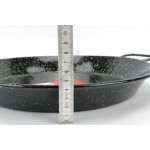 Paella vasserpenyő 34 cm zománcozott