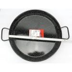 Paella vasserpenyő 38 cm zománcozott