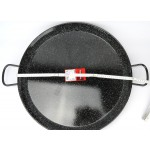 Paella vasserpenyő 60 cm zománcozott