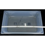 GN edény, 1/1 150 mm, 18 l, polipropilén