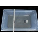 Gn edény 1/1 200 mm (32,5×53×20 cm) 24 liter polipropilén