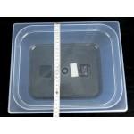 Gn edény 1/2 150 mm (26,5×32,5×10 cm) 8 liter polipropilén