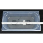 Gn edény 1/3 100 mm (32,5×17,6×10 cm) 3,5 liter polipropilén