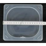 Gn 1/6 fedő (16,2×17,6 cm) polipropilén